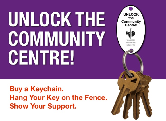 Unlock the Community Centre